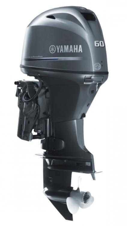 Yamaha F60FETL Aussenborder